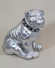 Bulldogge chrome, klein