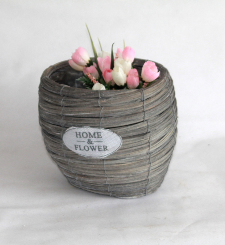 Topf Home & Flower, oval